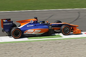 GP2 Race report Quaife-Hobbs reigns in Monza