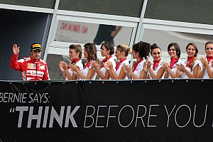 Italian GP - Alonso on the podium in second, Massa fourth