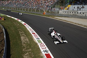 GP2 Race report An exciting duel for Coletti, in Monza's Sprint Race