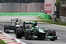 Caterham unsure it can afford to pay driver in 2014