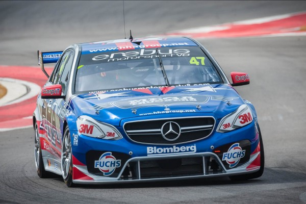 Erebus Motorsport, Tim Slade part ways end of season