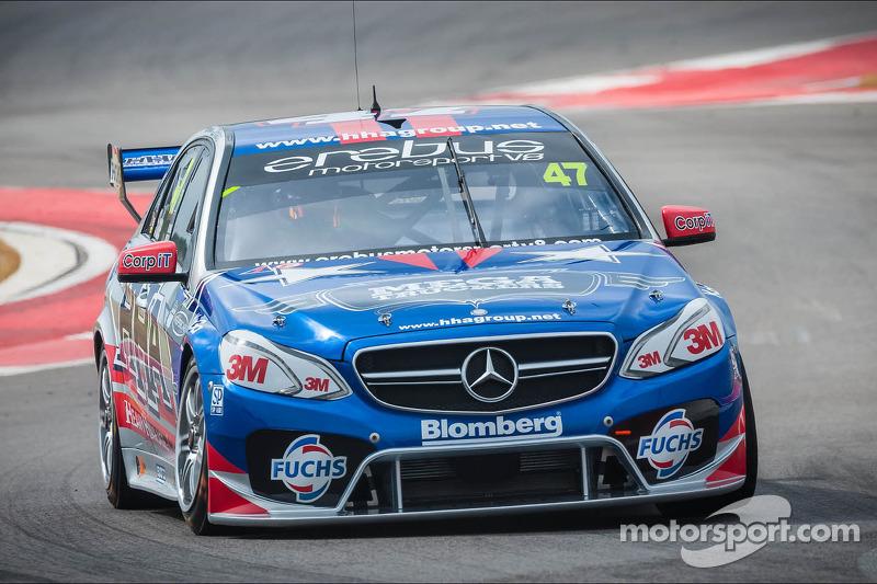 Erebus Motorsport, Tim Slade part ways end of season