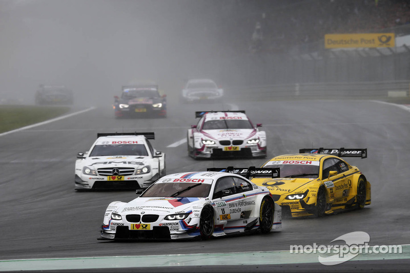 BMW teams optimistic before race at Oschersleben