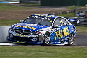 V8 Supercars Practice report Erebus Motorsport V8 attracts some Black Friday magic for the Sandown 500