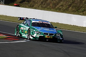 DTM Qualifying report Farfus starts from front row for BMW in Oschersleben