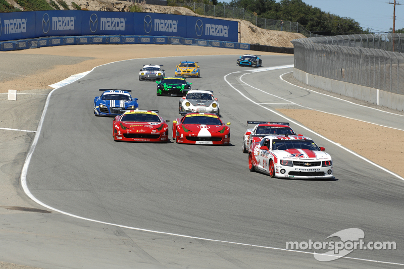 GRAND-AM statement on GT class penalties at Mazda Raceway