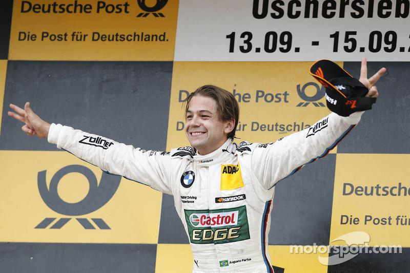 Farfus wins at Oschersleben and is Rockenfeller's final challenger