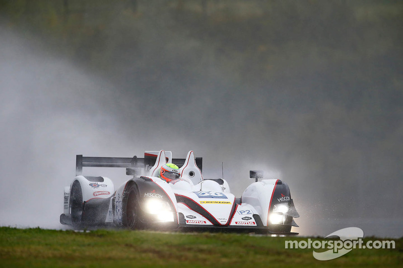 Jota Sport overcomes puncture to score podium at Hungaroring