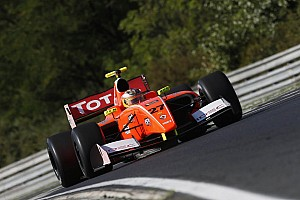 Formula 3.5 Race report Pic's pace goes unrewarded during rollercoaster Hungaroring weekend