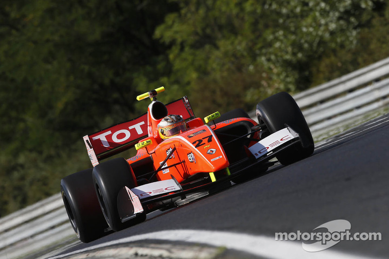 Pic's pace goes unrewarded during rollercoaster Hungaroring weekend