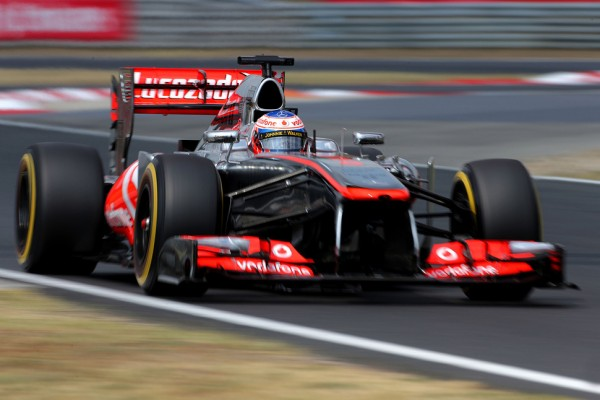 Button, McLaren 'will be together' in 2014