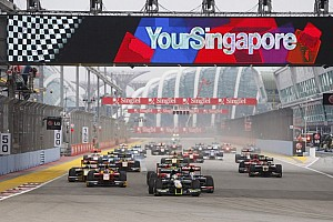 GP2 Preview GP2 Series leaves Europe to continue its challenge at Marina Bay