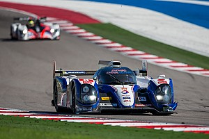 Runners-up spot for Toyota Racing in Austin