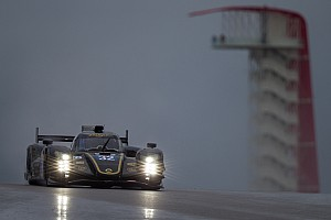 WEC Race report Podium finish for Lotus Praga LMP2 at the 6 Hours of the Circuit of the Americas