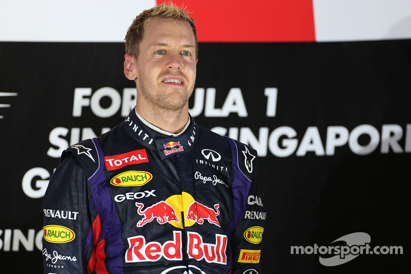 Vettel boos linked to lack of 'charisma' - Stuck