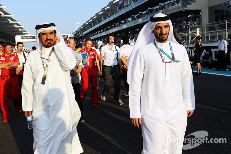 Bin Sulayem weighing up bid for FIA presidency