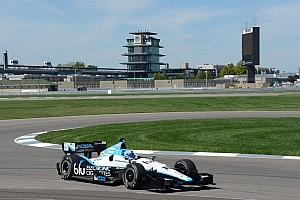 IndyCar Commentary IndyCar drivers ready to race on Indy road course
