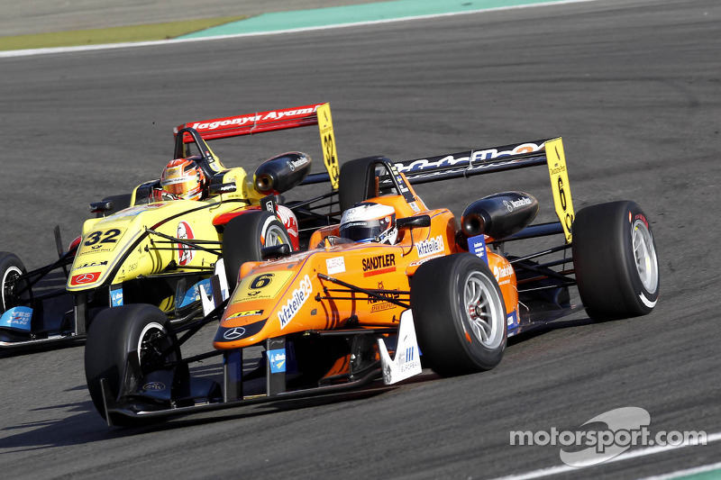 Zandvoort: Maximum points and new tension in the championship