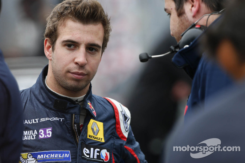 Da Costa closes in on 2014 Toro Rosso seat
