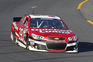 NASCAR Sprint Cup Race report Newman rallies for solid 8th place finish at Dover