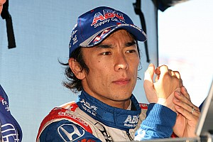 IndyCar Practice report Sato returns to Houston