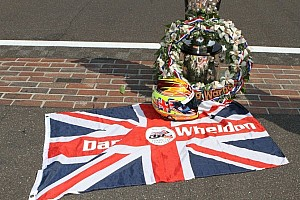 IndyCar Breaking news Dan Wheldon's legacy to be honored at Go-Kart event