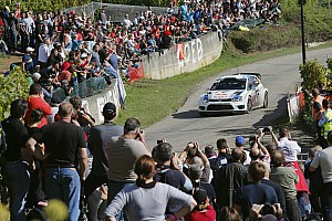 WRC Race report Vive la France! Ogier wins title and rally and Volkswagen takes huge step