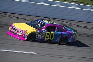 NASCAR XFINITY Race report Pastrana and No. 60 team overcome early spin to finish 14th