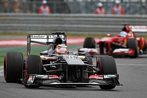 Keeping Hulkenberg in 2014 'possible' - Sauber