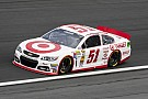 Kyle Larson is calm and collected for his NASCAR Sprint Cup debut