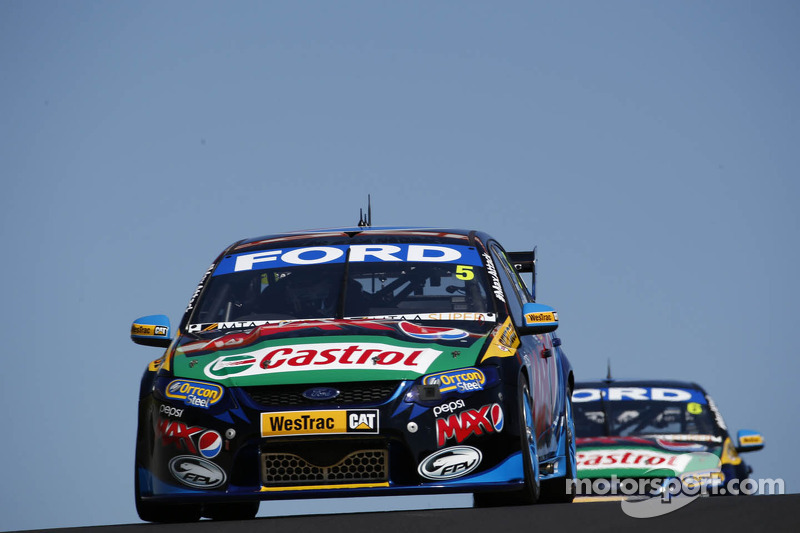 Bathurst: Winterbottom's mountain redemption