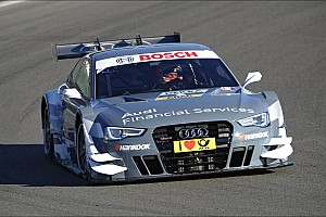 DTM Preview Audi has big aims in series finale at Hockenheim