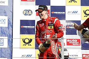 F3 Europe Race report An exceptional weekend for Marciello at Vallelunga - video