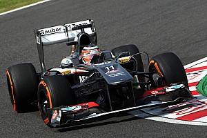 Formula 1 Breaking news No Hulkenberg news this week - manager