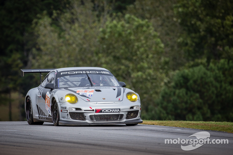 Dempsey Racing returns to two-car porsche team for season-ending Petit Le Mans