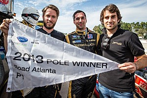 ALMS Qualifying report Rebellion's Jani outmuscles Luhr for Petit Le Mans pole