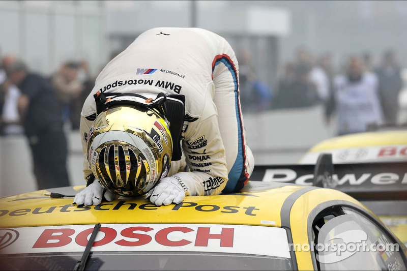 Glock stuns rivals with maiden win at Hockenheimring