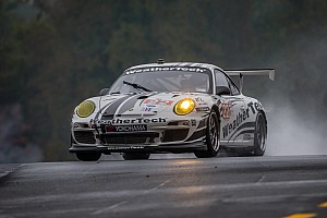 ALMS Race report WeatherTech Racing wins ALMS GTC Championship at Petit Le Mans
