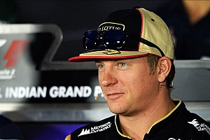 Raikkonen, Ferrari, not 'worried' about 2013 form