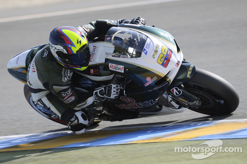Demanding race for Yonny Hernandez at Motegi