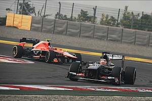 Formula 1 Race report No points today for Sauber at India