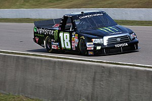 NASCAR Truck Race report Drama-free day ends with a 12th place finish for Coulter