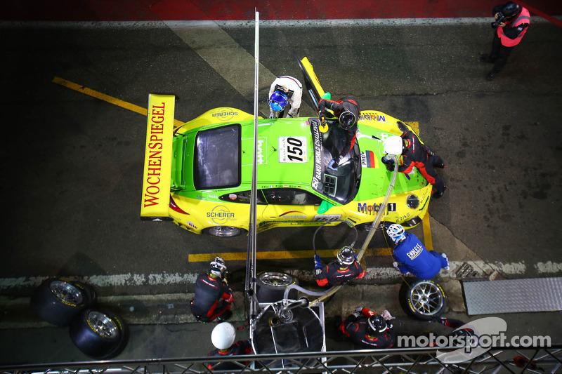 Porsche back in Pirelli World Challenge