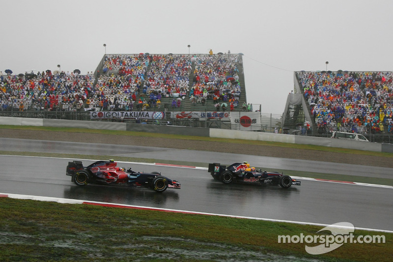 Webber's bad mood with Vettel started in 2007 - Marko
