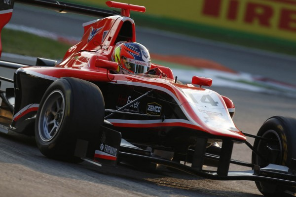 Ellinas wins season finale in Abu Dhabi