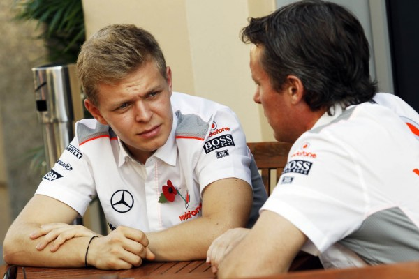 Magnussen could replace Perez at McLaren - report