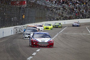 NASCAR Sprint Cup Breaking news Penske Racing: Tough in Texas