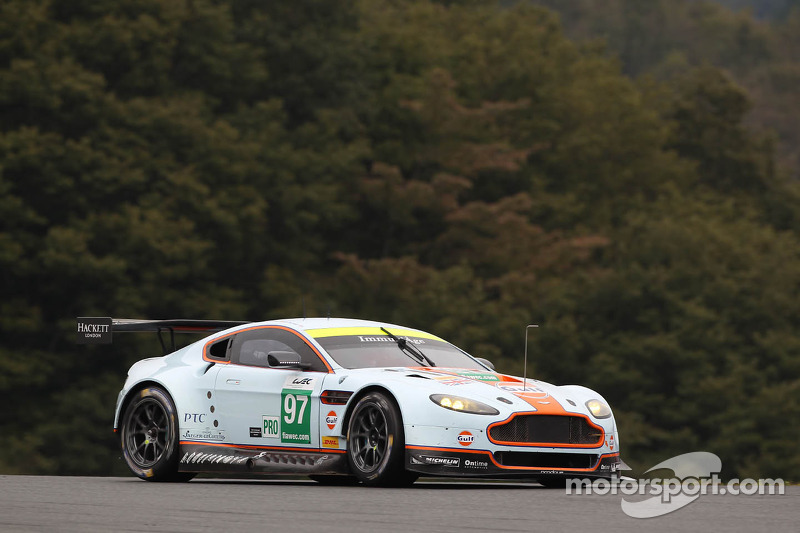 Stefan Mücke wants to reclaim the lead at the WEC race in Shanghai