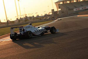 GP3 Testing report Trident Racing completed the three-day collective test at Abu Dhabi without an hitch