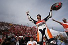 Marquez becomes youngest ever MotoGP World Champion
